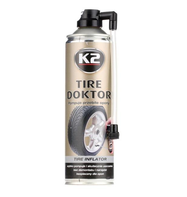 B311 Dækreparationssæt 400ml fra K2 til lave priser - køb nu!