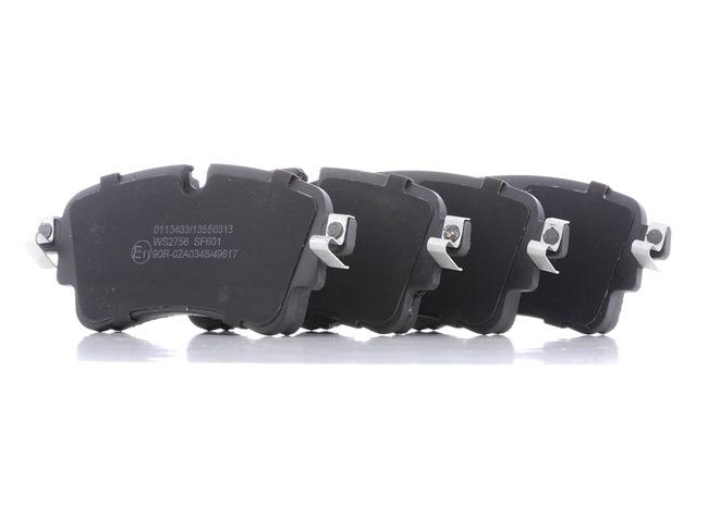 Bremsbelagsatz, Scheibenbremse SKBP-0011813 — aktuelle Top OE 8W0 698 451 F Ersatzteile-Angebote