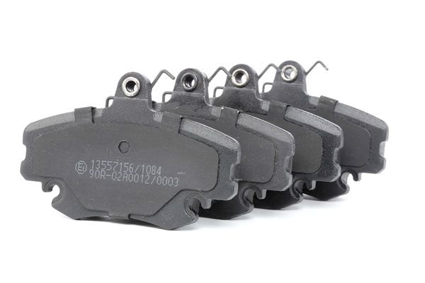 Bremsbelagsatz, Scheibenbremse 402B1282 — aktuelle Top OE 77 01 204 066 Ersatzteile-Angebote