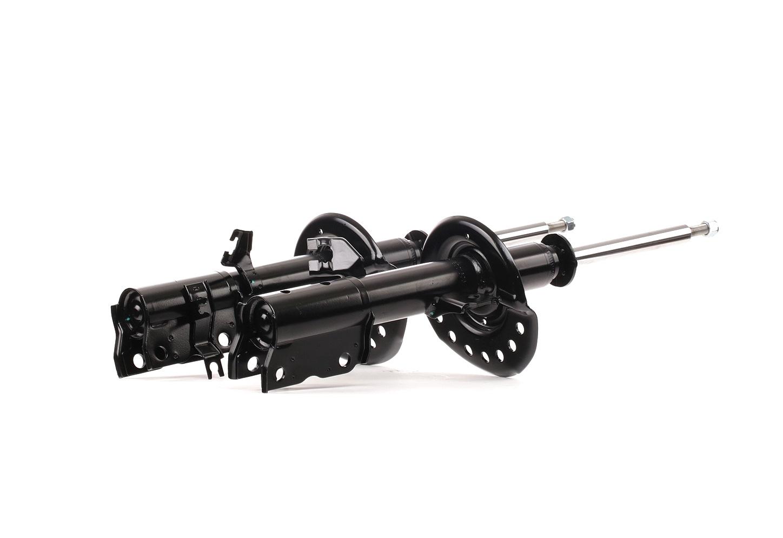 RIDEX: Original Stoßdämpfer 854S1683 (Länge: 383mm, Ø: 51mm, Ø: 51mm)