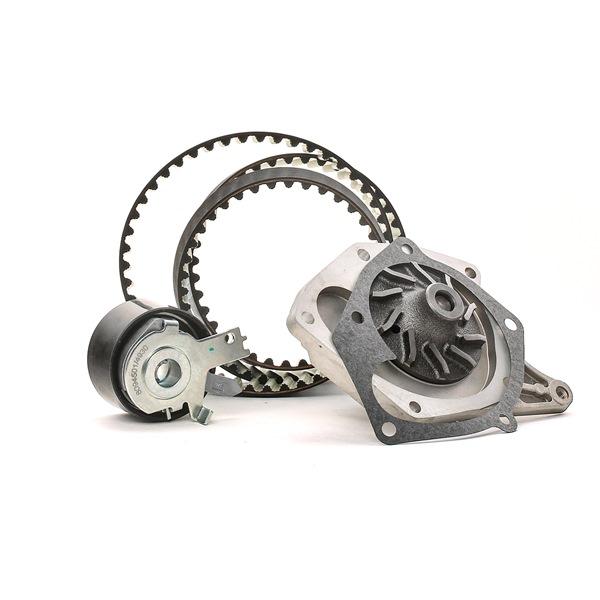 Wasserpumpe + Zahnriemensatz 3096W0142 Modus / Grand Modus (F, JP) 1.5 dCi 103 PS Premium Autoteile-Angebot