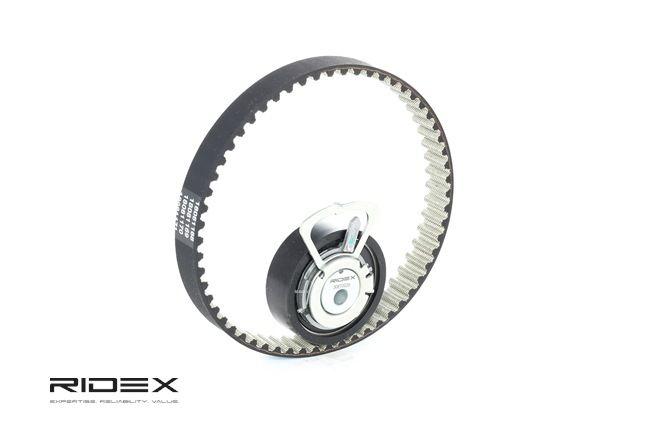 Juego de correas dentadas 307T0165 con buena relación RIDEX calidad-precio