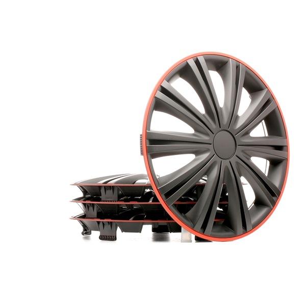 13 GIGA R Hjulkapslar svart, 13tum från ARGO till låga priser – köp nu!