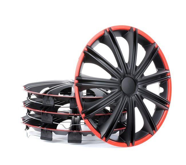 ARGO 14 NERO R Radblenden schwarz/rot, 14Zoll reduzierte Preise - Jetzt bestellen!