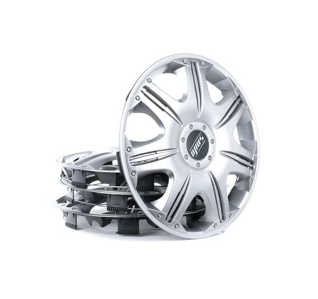 14 OPUS Capace roţi cantitate: 4, Diametru roata: 14inch, argint from ARGO la prețuri mici - cumpărați acum!