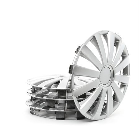 14 SPYDER Hubcaps Wheel Diameter: 14Inch, Silver from ARGO at low prices - buy now!