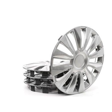 15 AVALONE CARBON Navkapsler sølv/carbon, 15tommer fra ARGO til lave priser - køb nu!