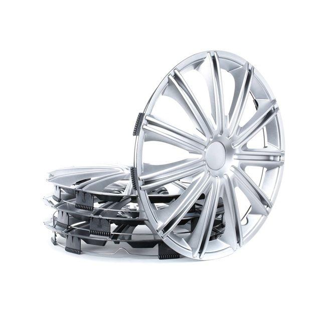 15 NERO Hubcaps sølv, 15tommer fra ARGO til lave priser - køb nu!