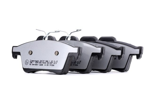 Bremsbelagsatz, Scheibenbremse 24137.968.1 — aktuelle Top OE 4387374 Ersatzteile-Angebote