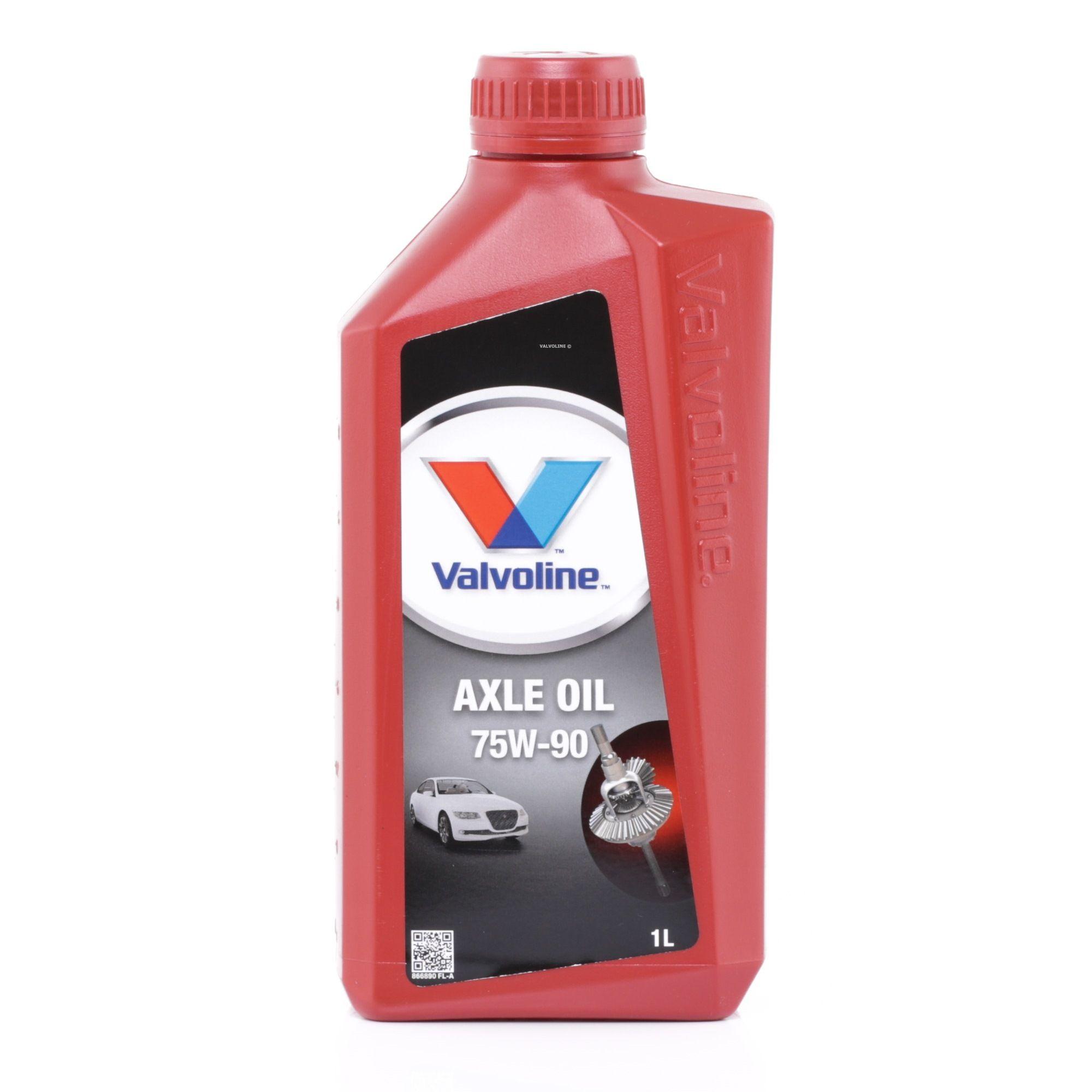 Купете 866890 Valvoline Axle Oil 75W-90, съдържание: 1литър API GL-5 Трансмисионно масло 866890 евтино