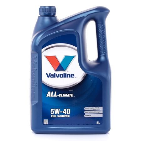 Qualitäts Öl von Valvoline 8710941021607 5W-40, 5l, Synthetiköl