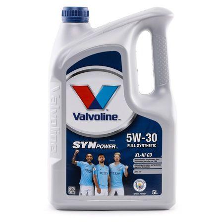 Qualitäts Öl von Valvoline 2503001198137 5W-30, 5l, Synthetiköl