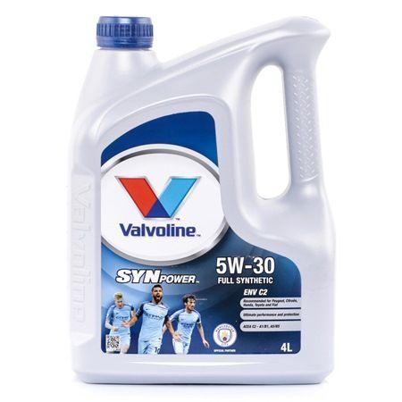 Original Valvoline Motorenöl 8710941008738 5W-30, 4l, Synthetiköl