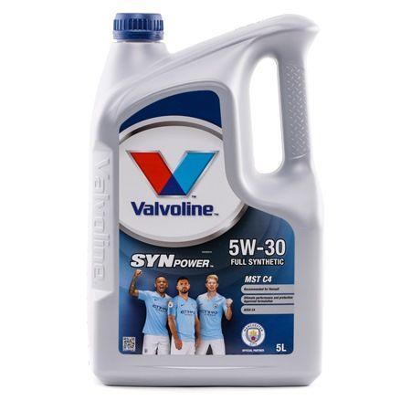 Qualitäts Öl von Valvoline 8710941183473 5W-30, 5l, Synthetiköl