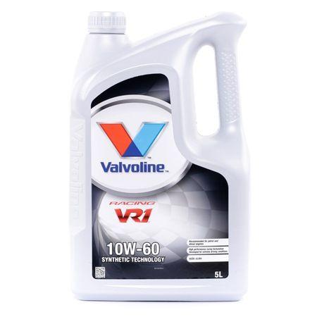 originali Valvoline Olio per auto 8710941119311 10W-60, 5l, Olio parzialmente sintetico