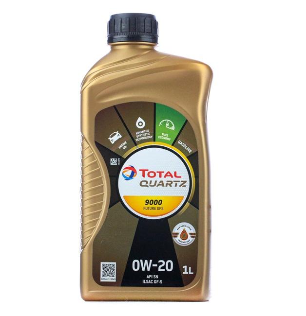 Qualitäts Öl von TOTAL 3425901031187 0W-20, 1l, Synthetiköl