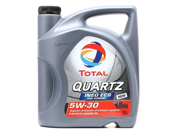 Qualitäts Öl von TOTAL 3425901018225 5W-30, 5l, Synthetiköl