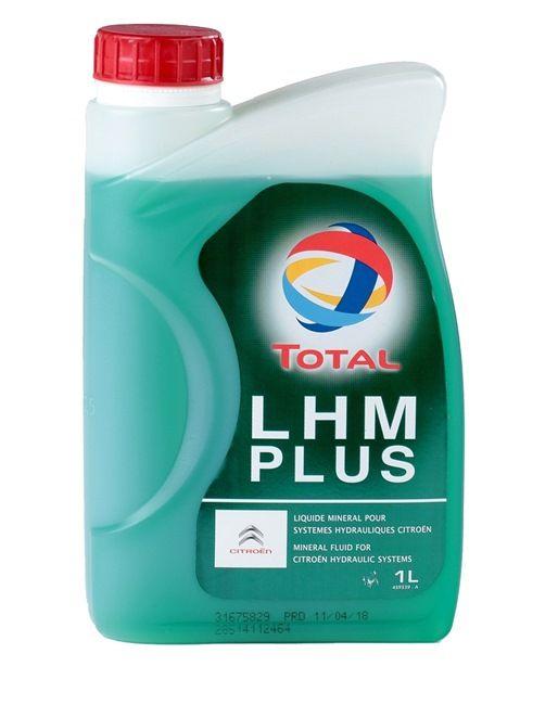 2202373 TOTAL LHM PLUS Inhalt: 1l, grün PSA B71 2710, LHM+ Hydrauliköl 2202373 günstig kaufen