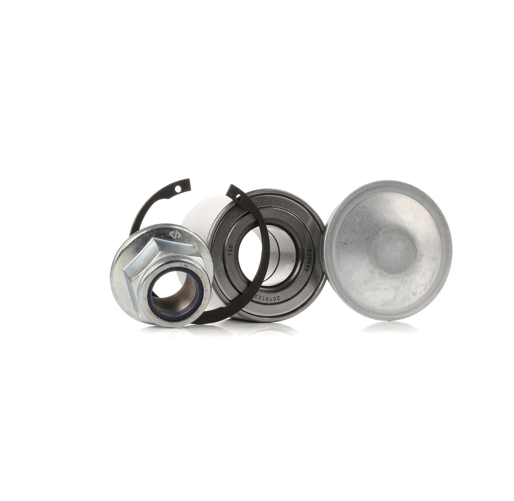 Pirkti VKBD1015 SKF Ø: 55mm, vidinis skersmuo: 25mm Rato guolio komplektas VKBA 3639 nebrangu