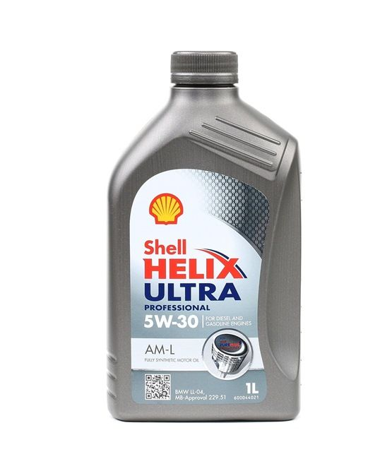 engine oil shell helix ultra prof am l 550040576 5w 30 1l full synthetic oil buy now. Black Bedroom Furniture Sets. Home Design Ideas
