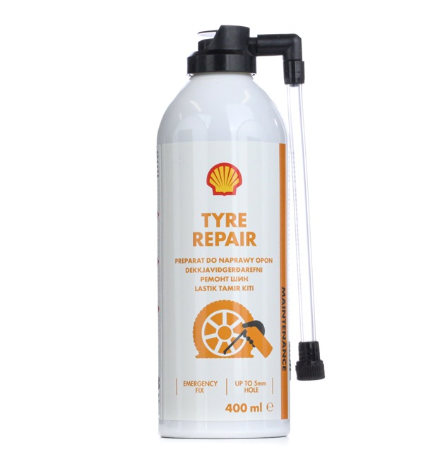 AT61B Tyre repair kit 400ml from SHELL at low prices - buy now!