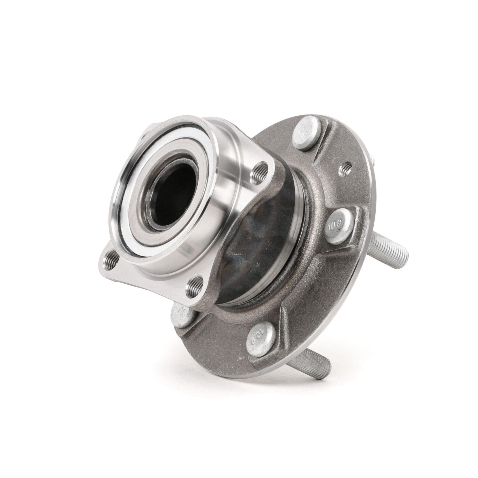 654W0658 RIDEX Ø: 77.95mm, Innendurchmesser: 30.11mm Radlagersatz 654W0658 günstig kaufen