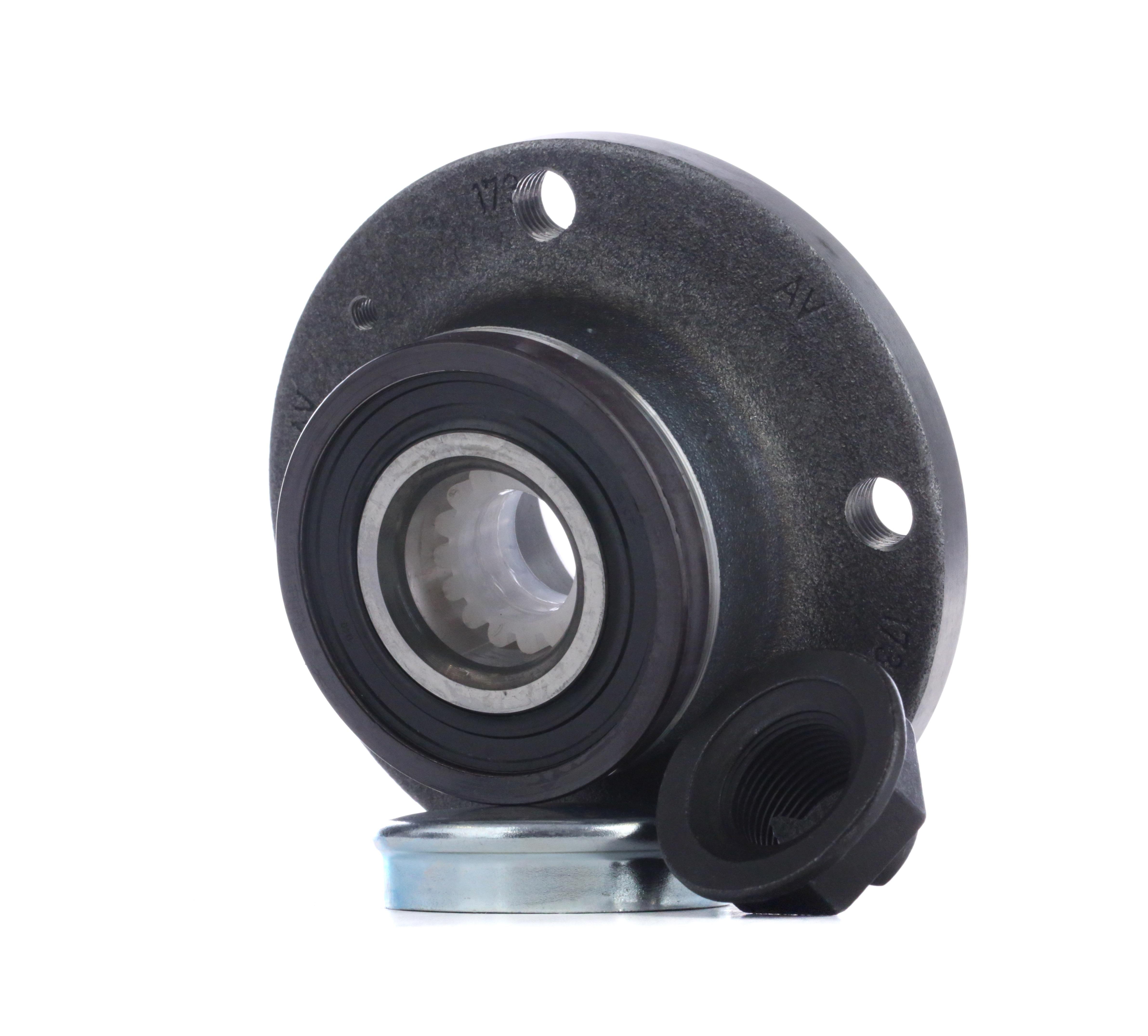 Achat de VKBA 6552 SKF avec capteur ABS intégré Kit de roulement de roue VKBA 6552 pas chères