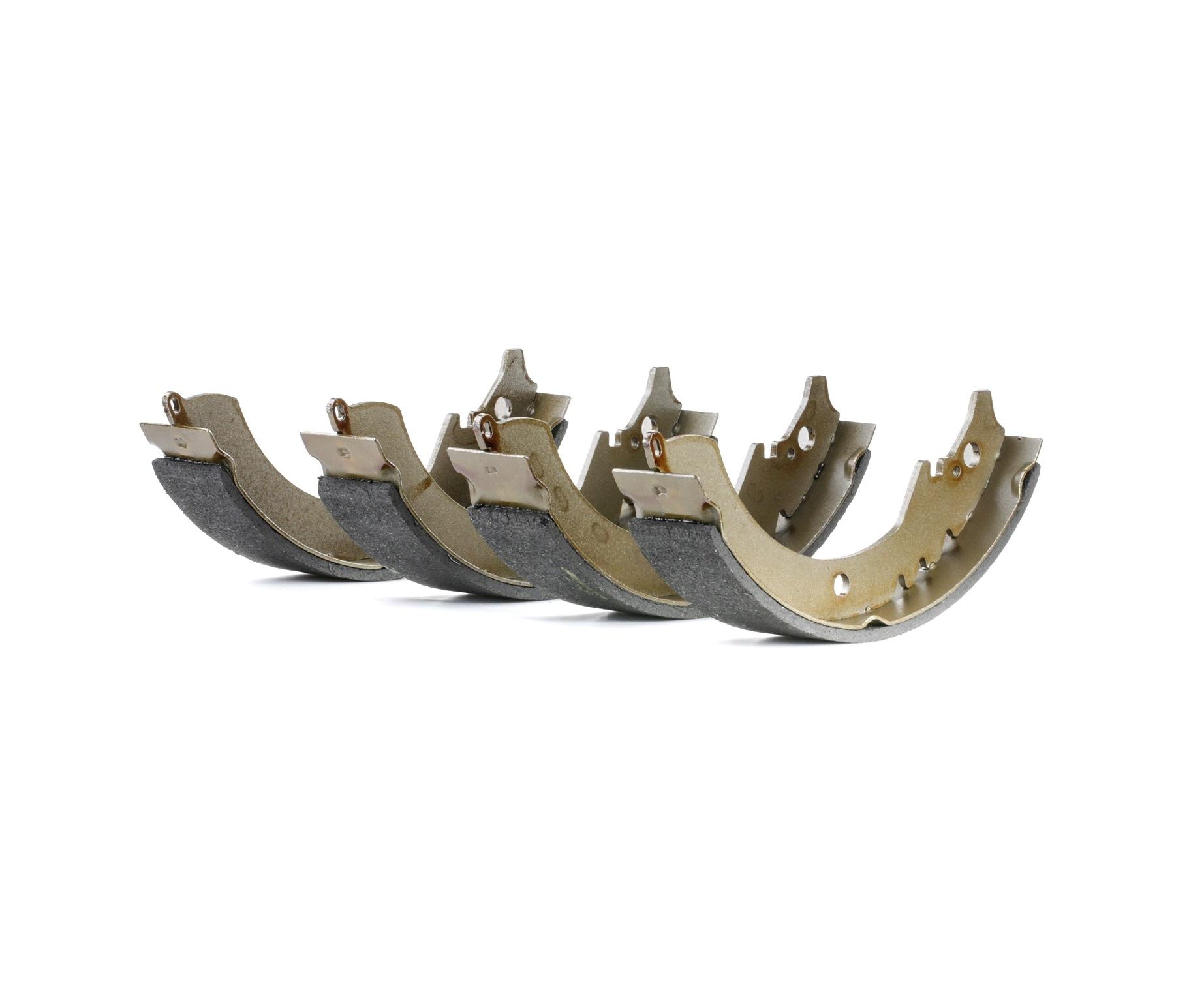 Original DAIHATSU Bremsbacken für Trommelbremse 70B0088