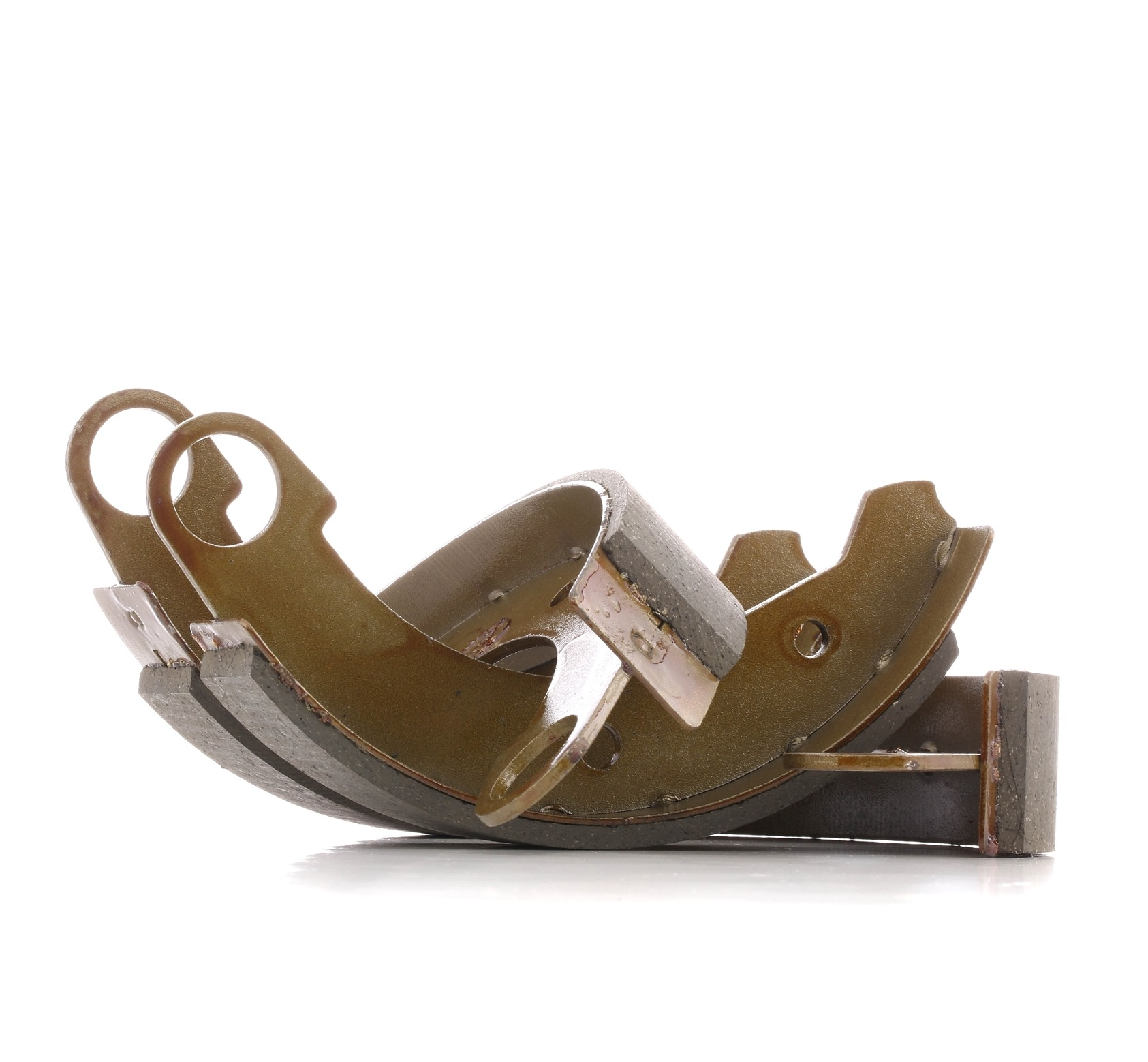RIDEX: Original Bremsklötze für Trommelbremse 70B0209 (Breite: 34mm)
