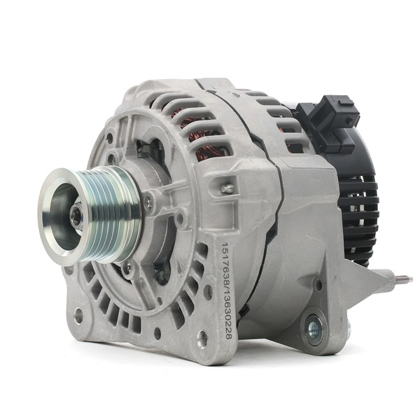 RIDEX: Original Alternator 4G0041 (Rippenanzahl: 6)