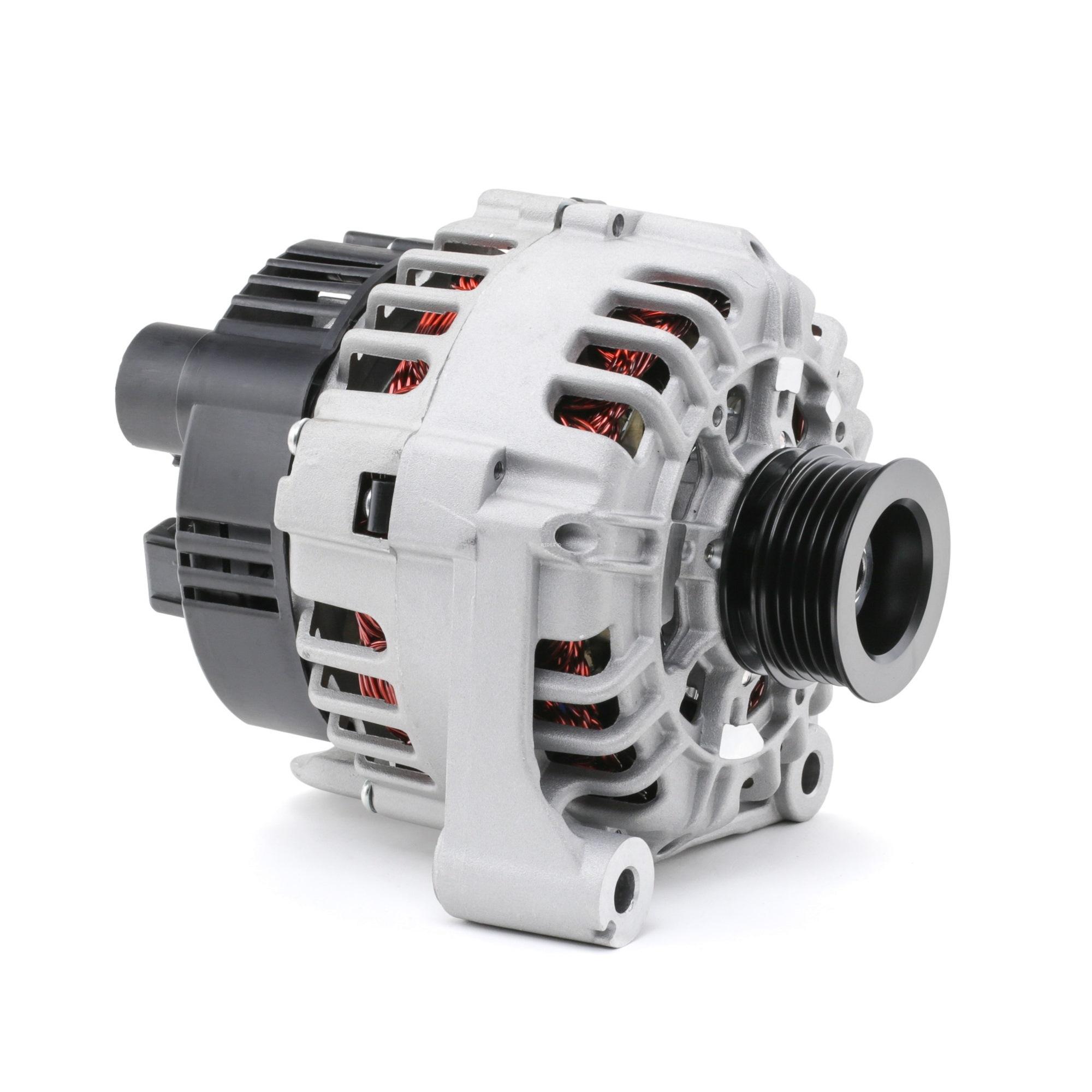 RIDEX: Original Alternator 4G0090 (Rippenanzahl: 5)