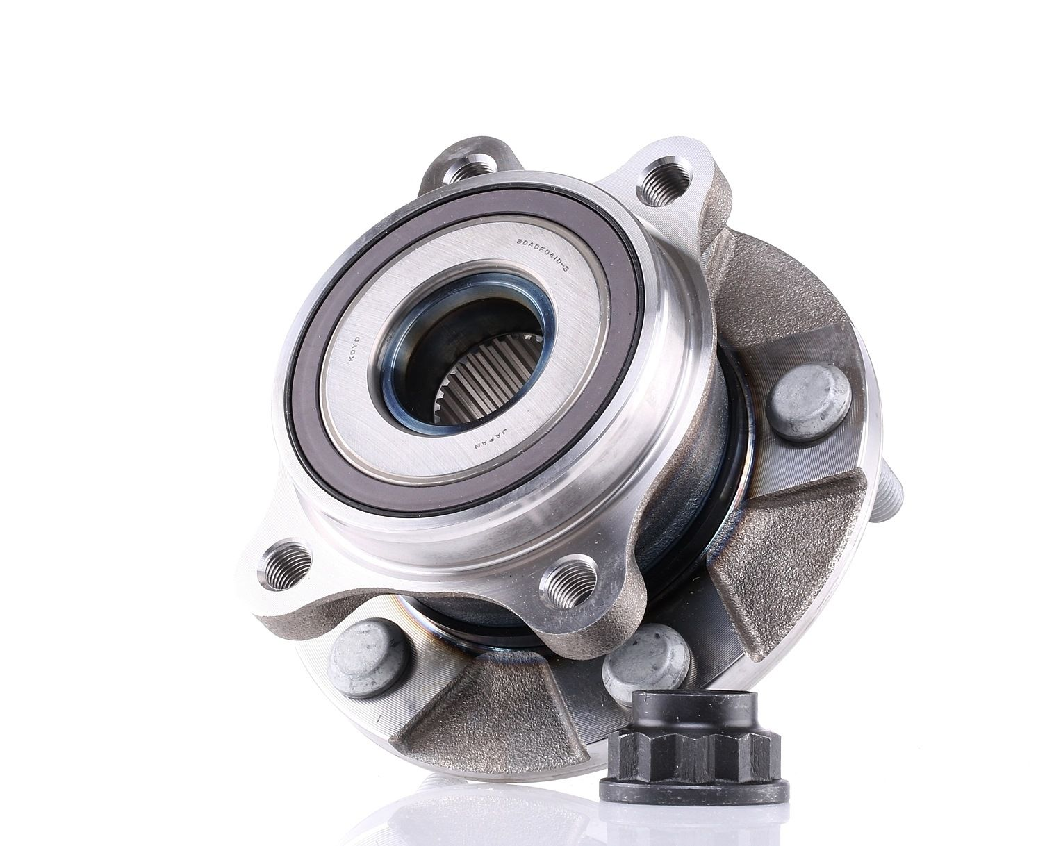 Купете VKBA 6875 SKF с вграден сензор за ABS Комплект колесен лагер VKBA 6875 евтино