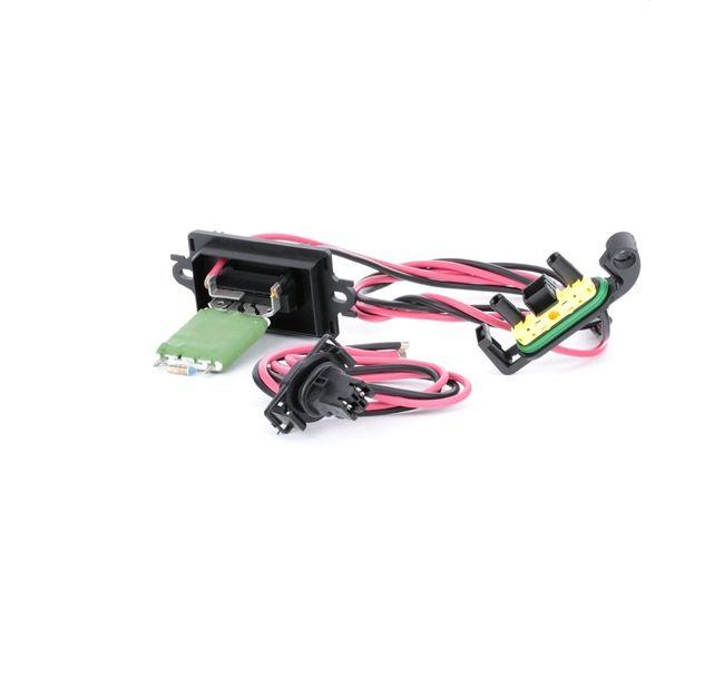 Gebläsewiderstand 1385C0019 Modus / Grand Modus (F, JP) 1.2 16V 101 PS Premium Autoteile-Angebot