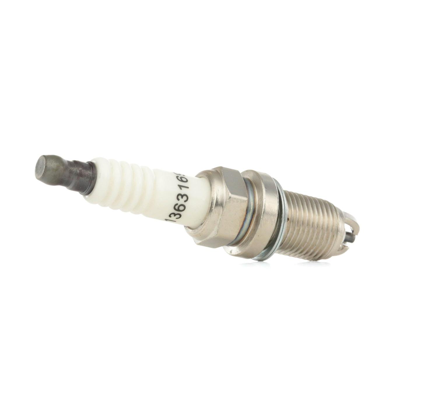Zündkerzensatz RIDEX 686S0007