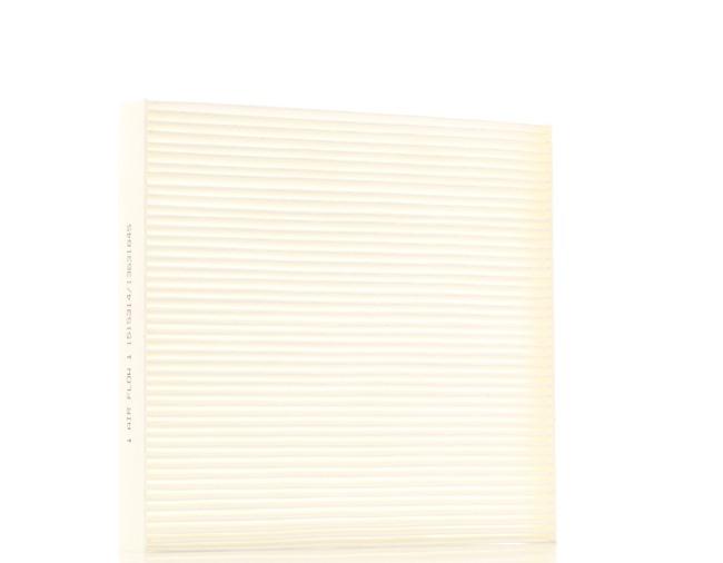 RIDEX: Original Klimaanlage 424I0363 (Breite: 234mm, Höhe: 30,0mm)