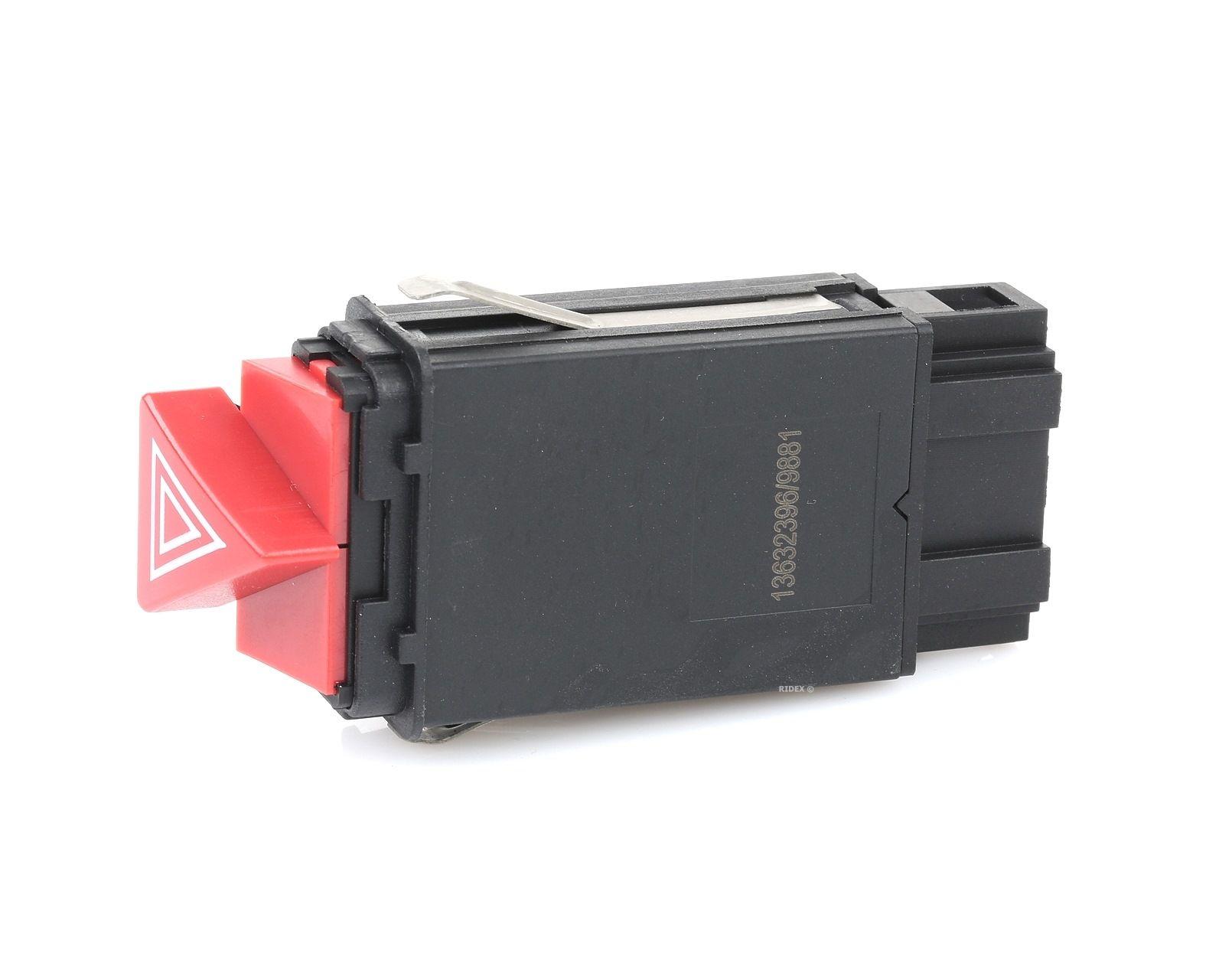 Original NISSAN Warnblinkschalter 816S0002