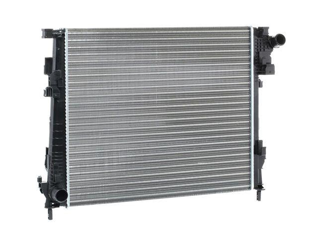 RIDEX: Original Wasserkühler 470R0440 (Netzmaße: 560 x 449 x 26 mm)