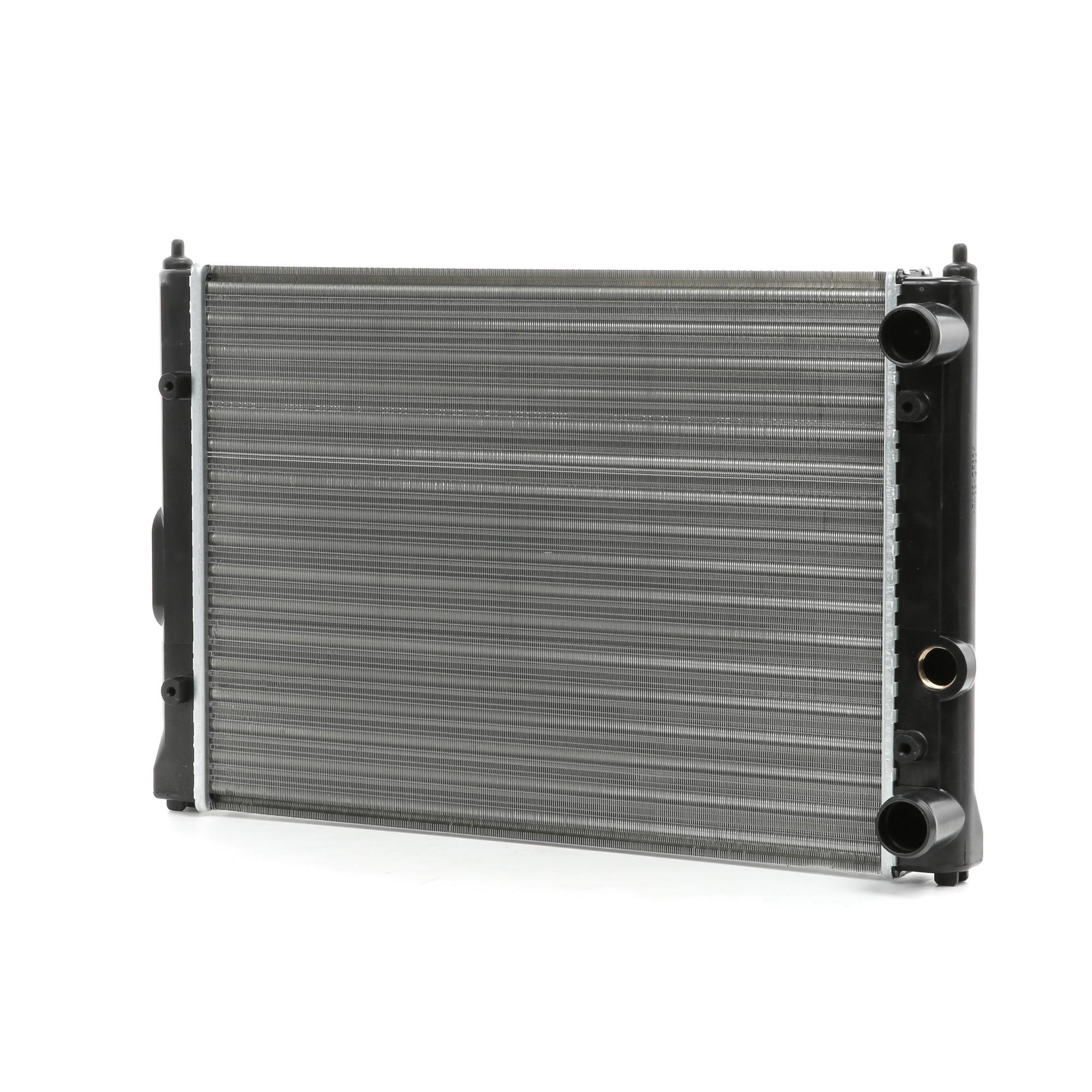 Iegādāties RIDEX Radiators, Motora dzesēšanas sistēma 470R0443 kravas auto
