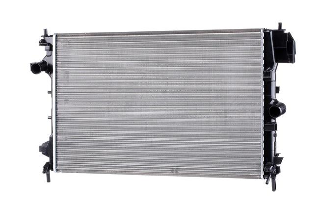RIDEX: Original Kühlmodul 470R0484 (Netzmaße: 650x415x27)