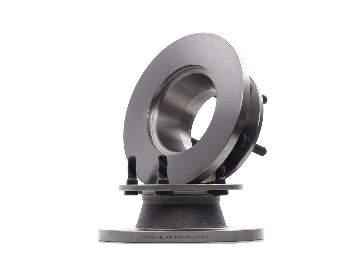MERCEDES-BENZ MB 100 2020 Tuning - Original RIDEX 82B1346 Ø: 239mm, Bremsscheibendicke: 16mm