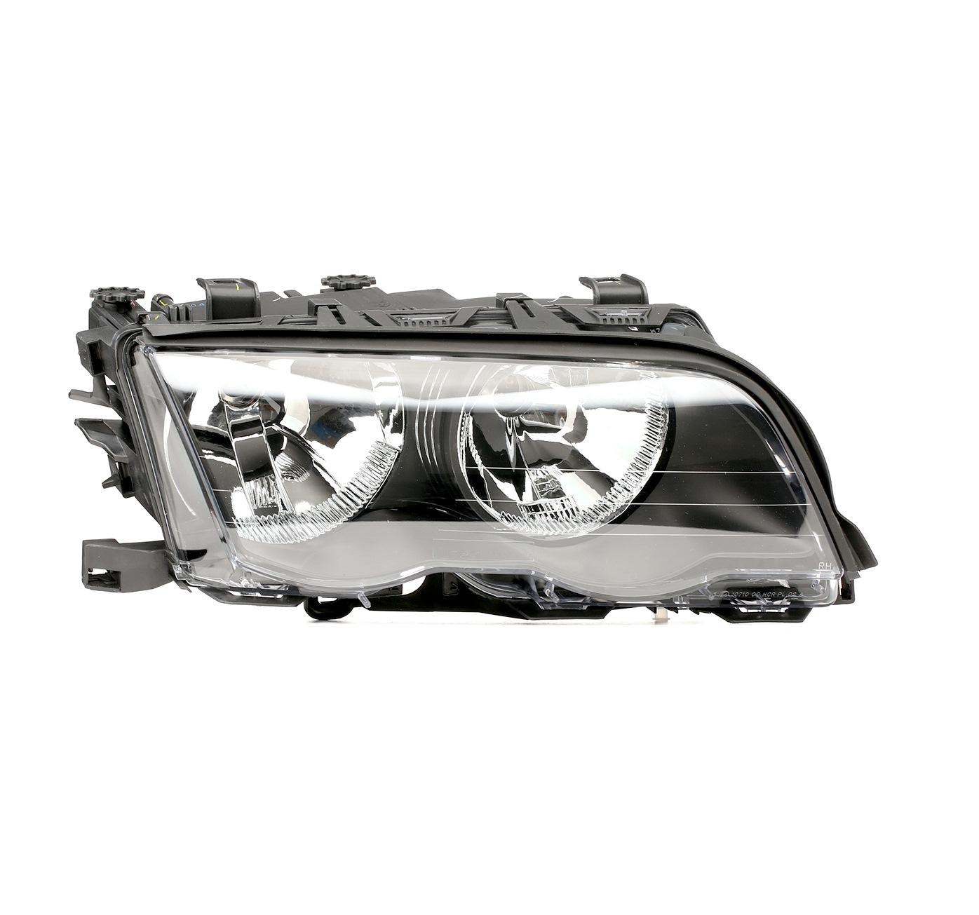 BMW 6er 2017 Hauptscheinwerfer - Original RIDEX 259H0089 Links-/Rechtsverkehr: für Rechtsverkehr, Fahrzeugausstattung: für Fahrzeuge mit Leuchtweiteregelung (elektrisch)