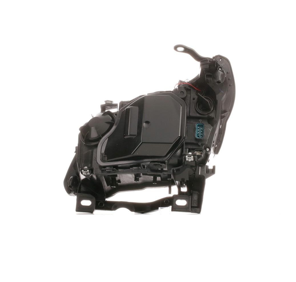 RIDEX: Original Hauptscheinwerfer 259H0461 (Links-/Rechtsverkehr: für Rechtsverkehr, Fahrzeugausstattung: für Fahrzeuge mit Leuchtweiteregelung (elektrisch))
