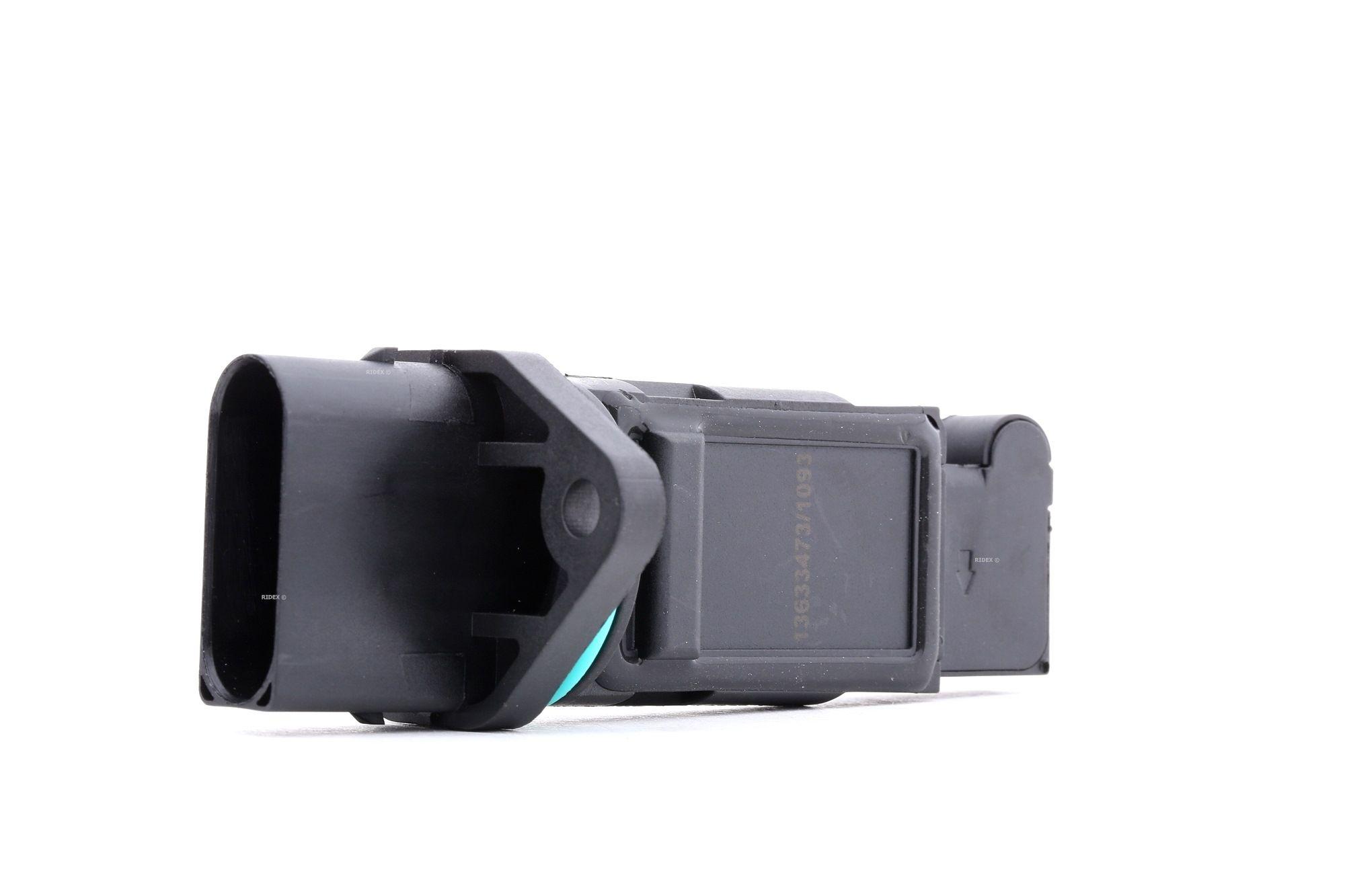 ridex Luchtmassameter MERCEDES-BENZ,BMW,LAND ROVER 3926A0256 13621433565,13621433567,13712247592 Luchtmassameter 1433565,1433567,0000941048,0000941848