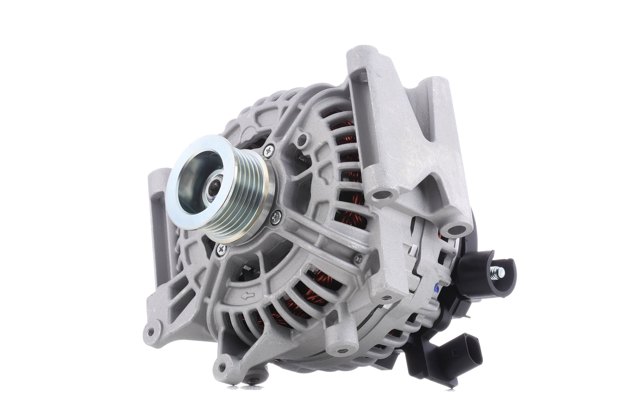 RIDEX: Original Startergenerator 4G0147 (Rippenanzahl: 6)