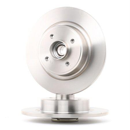 SKF: Original Scheibenbremsen VKBD 1009 (Ø: 274mm, Felge: 4-loch, Bremsscheibendicke: 10,9mm) mit vorteilhaften Preis-Leistungs-Verhältnis