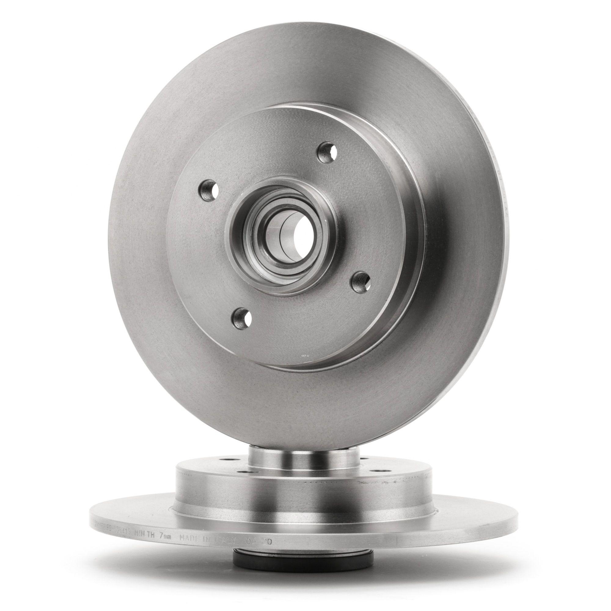 Acheter Disque de frein Ø: 249mm, Jante: 4Trou, Épaisseur du disque de frein: 9mm SKF VKBD 1012 à tout moment