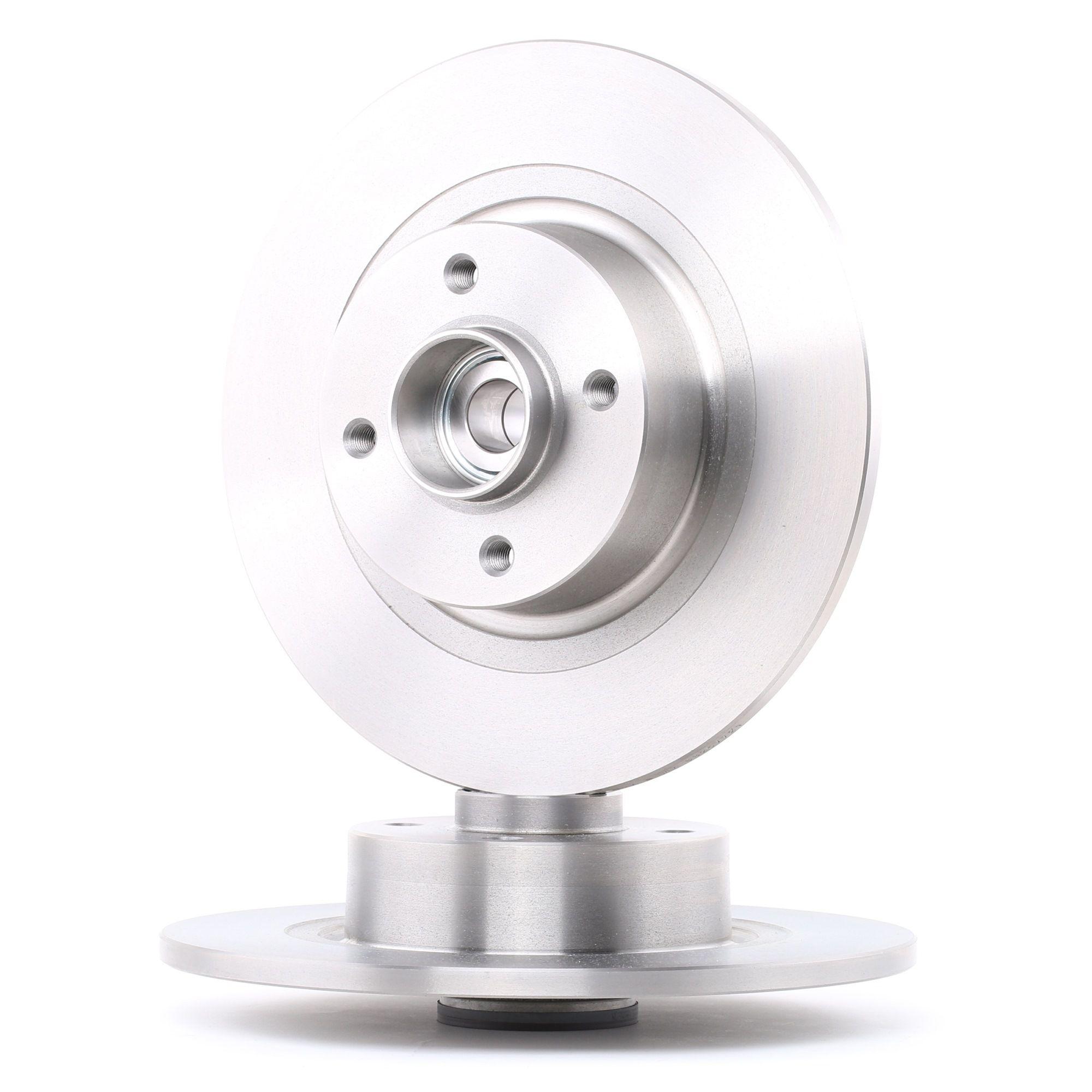 Achetez Disque SKF VKBD 1014 (Ø: 270, 55mm, Jante: 4Trou, Épaisseur du disque de frein: 10mm) à un rapport qualité-prix exceptionnel