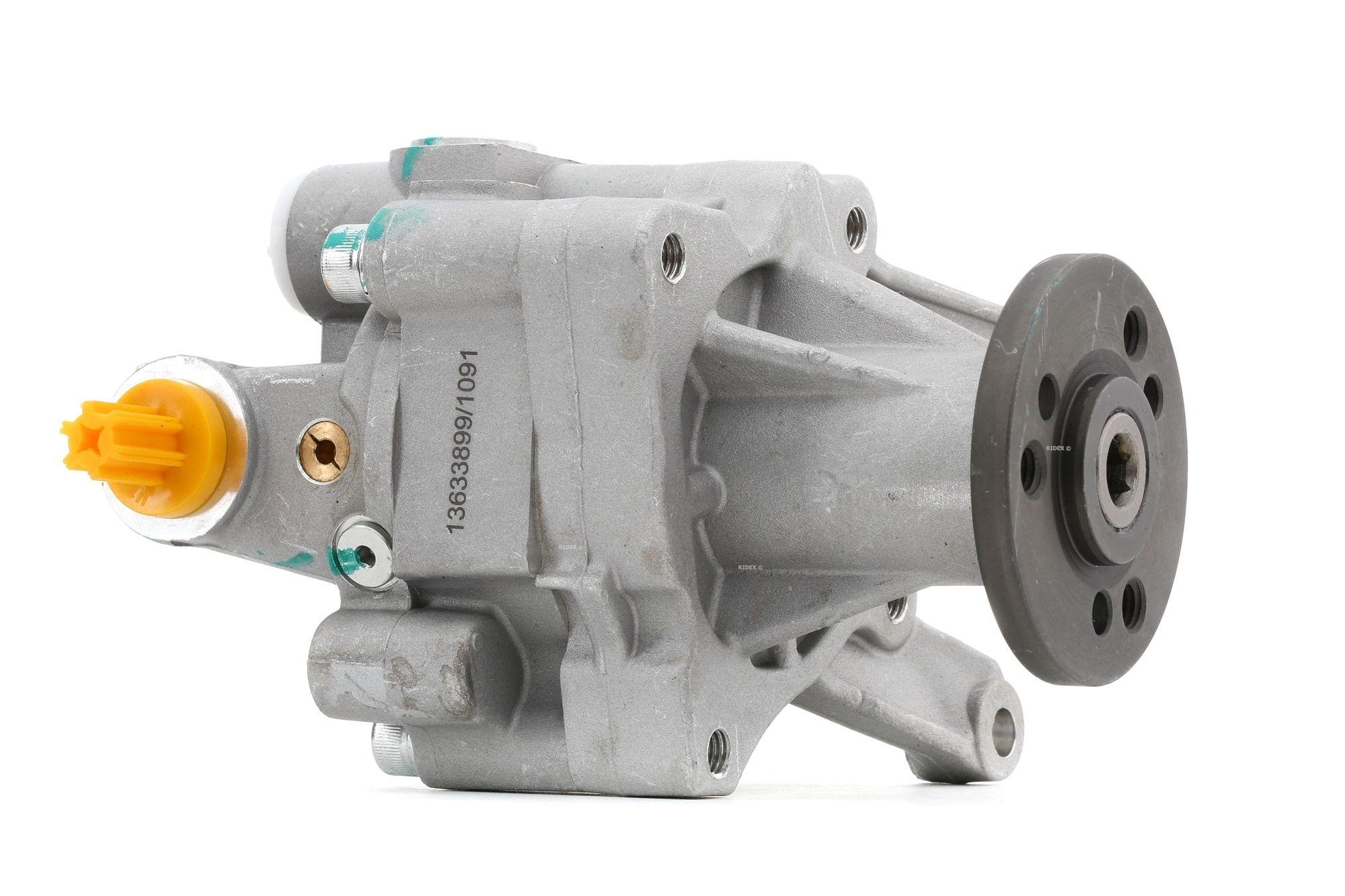 RIDEX Hydraulikpumpe BMW 12H0121 32411091911,32411092015,32411141569 32411141570