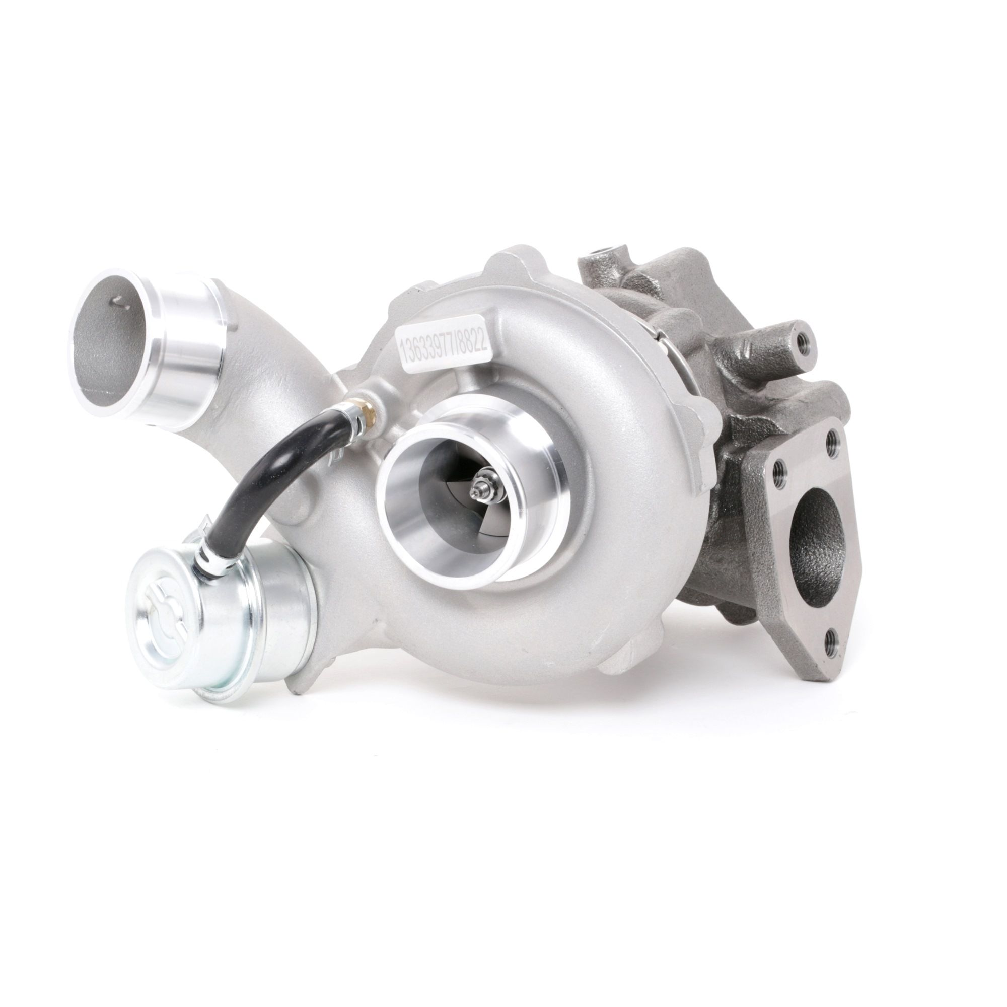 RIDEX Turbocharger KIA 2234C0004 282004A101 Turbolader,Charger, charging system