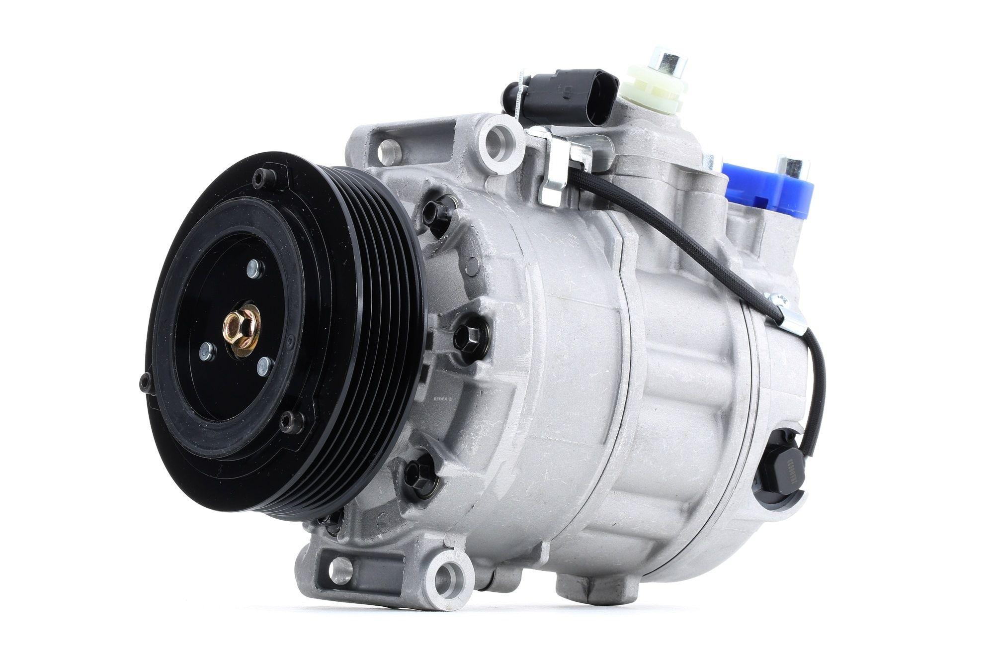 Klimakompressor RIDEX 447K0417
